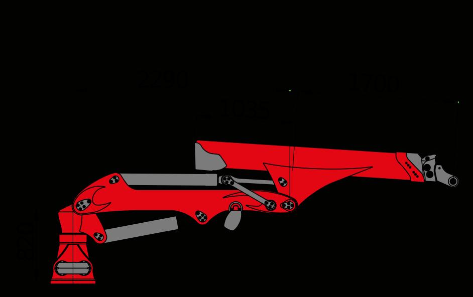Palfinger Epsilon M70R68