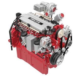 Wassergekühlte 6- Zylinder Reihenmotoren